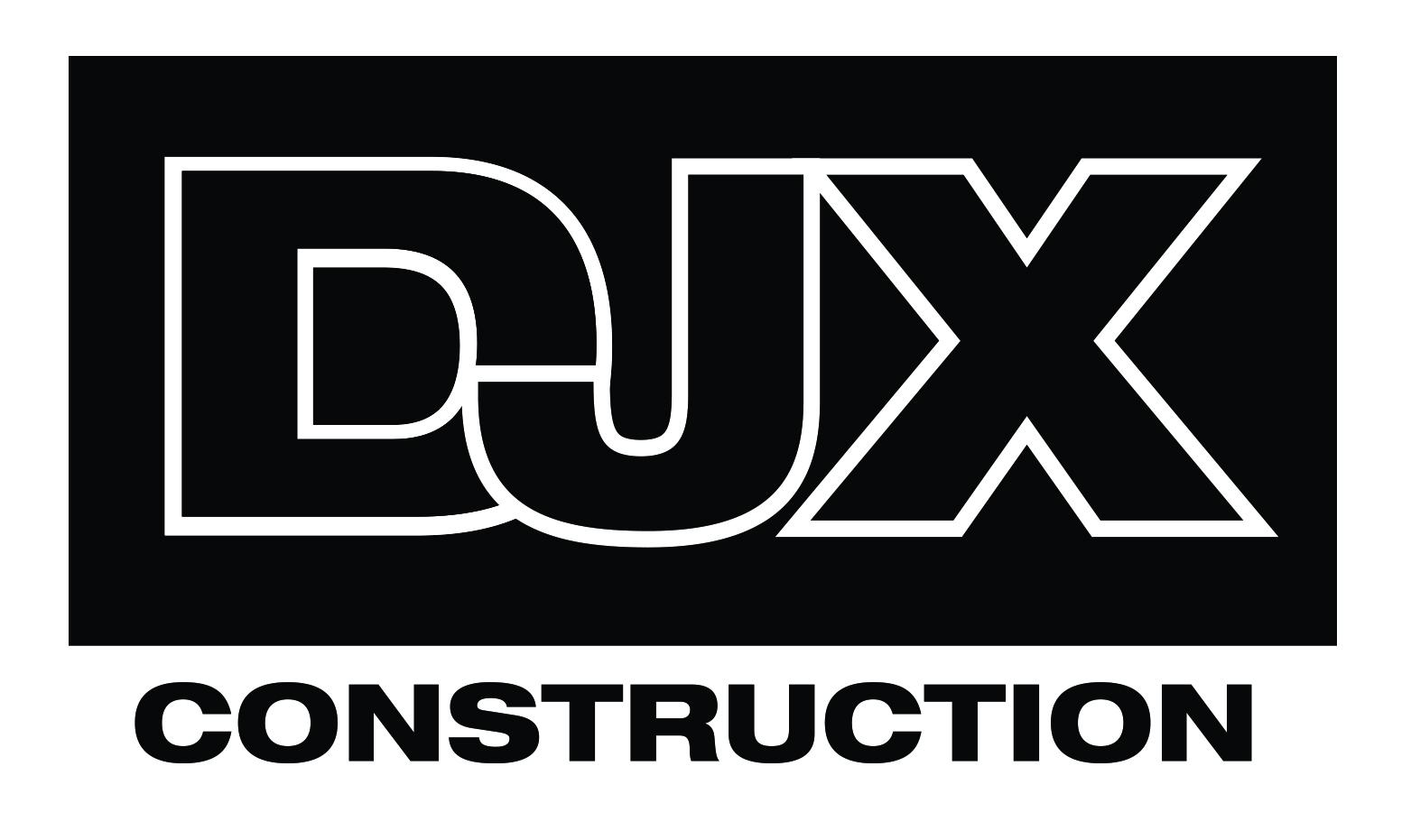 Eagle Sponsor - DJX Construction - Logo