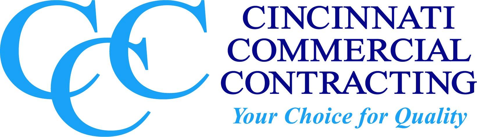 Birdie Sponsor - Cincinnati Commercial Contracting - Logo