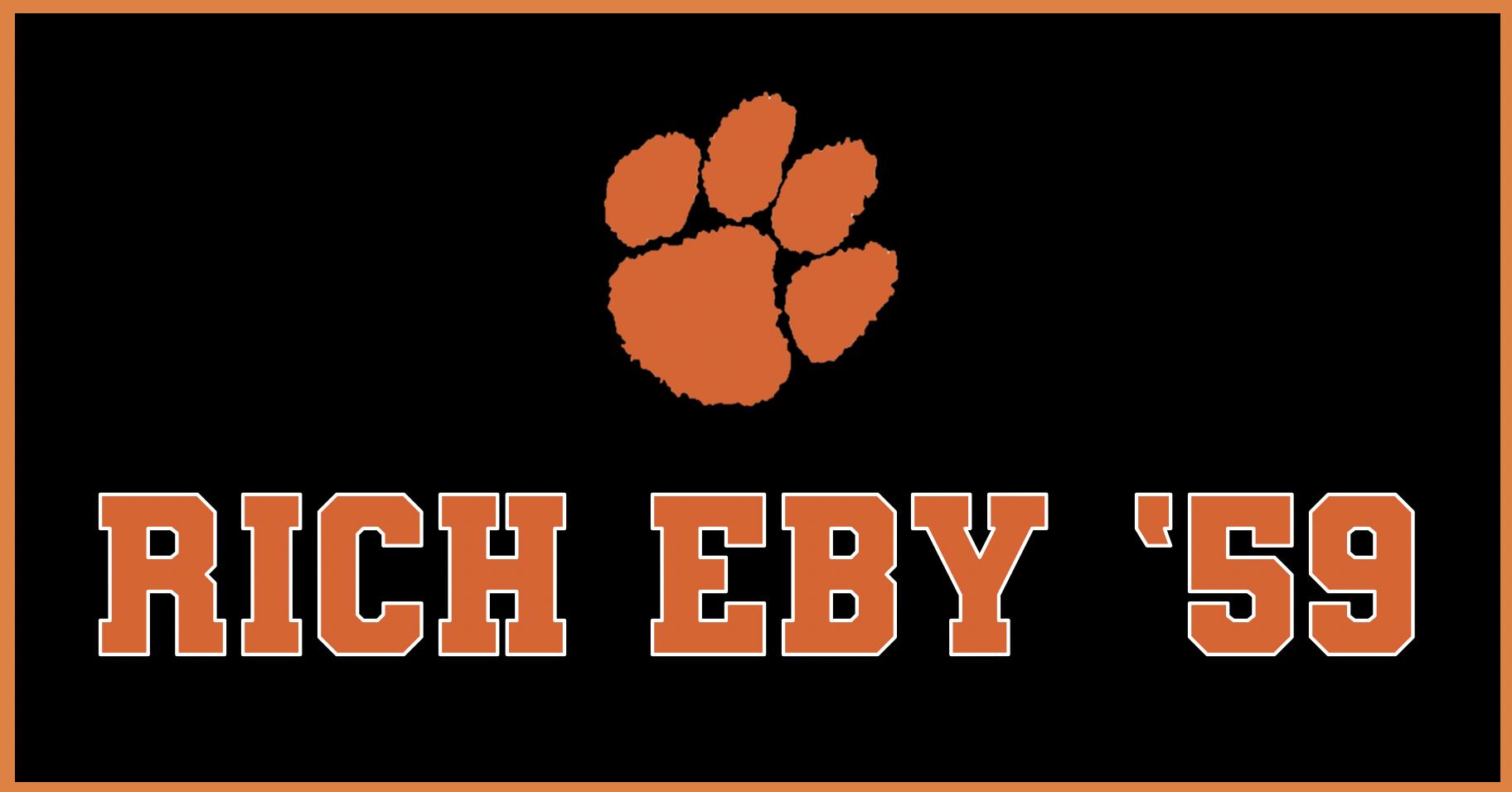 Birdie Sponsor - Rich Eby, 59 - Logo