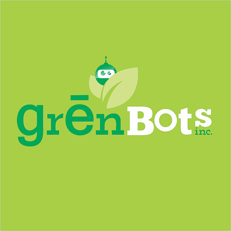 Platinum Level Sponsor  - Grenbots Inc. - Logo