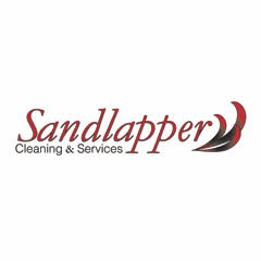Hole Sponsor - Sandlapper Cleaning - Logo