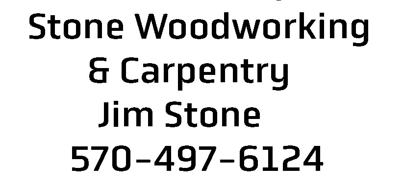 Stone Woodworking and Carpentry