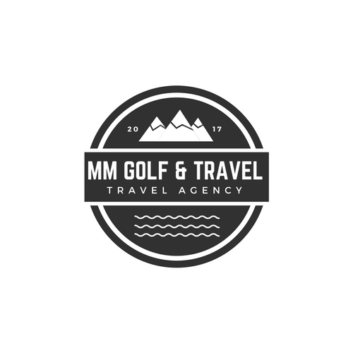 Title Sponsor - MM Golf and Travel - Logo