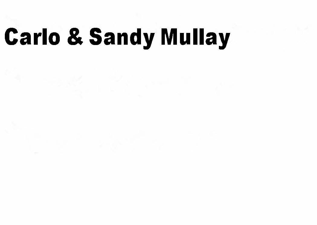 Carlo & Sandy Mullay
