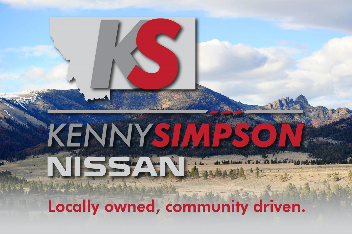 HOLE-IN-ONE SPONSOR - KENNY SIMPSON NISSAN - Logo