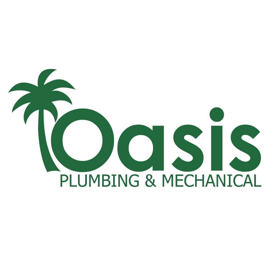 Platinum Sponsor - Oasis Plumbing and Mechanical - Logo