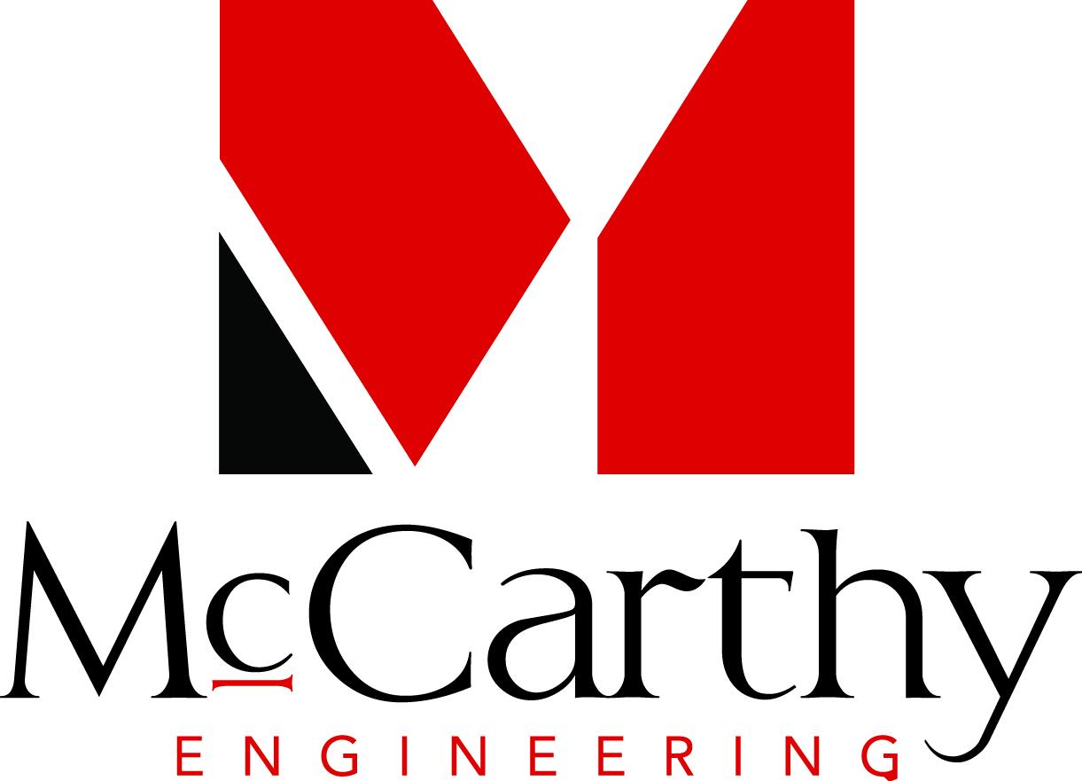 Bronze Level Sponsor - McCarthy Engineering - Logo