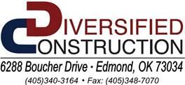 Silver Sponsor - Diversified Construction - Logo