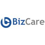 Golf Ball Sponsor - BizCare - Logo