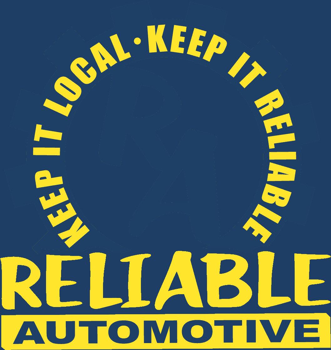 Gold - Reliable Automotive - Logo