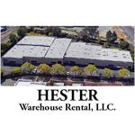 Tee Prize Sponsor - Hester Warehouse Rental LLC - Logo