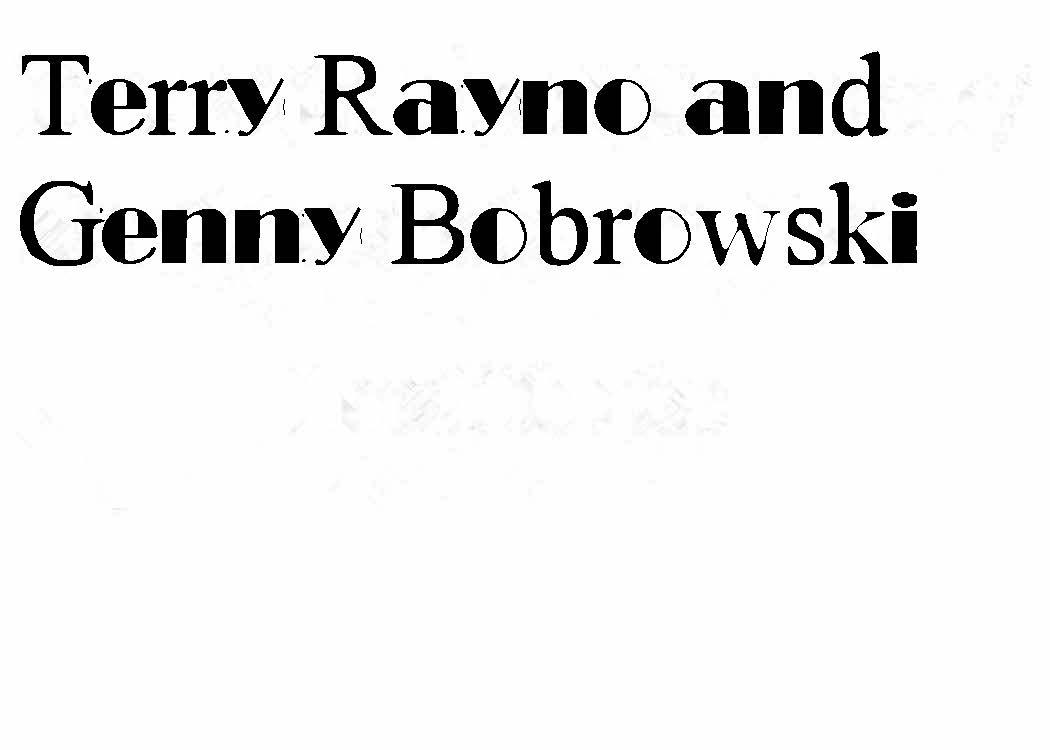 Terry Rayno and Genny Bobrowski