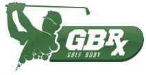 Silver Sponsor - Golf Body RX - Logo