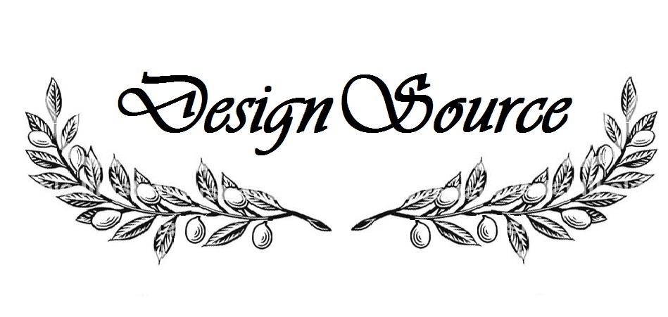 Green #9 Sponsor - Design Source - Logo