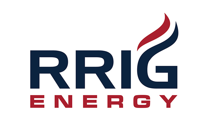 Beverage Cart Sponsor - RRIG Energy - Logo