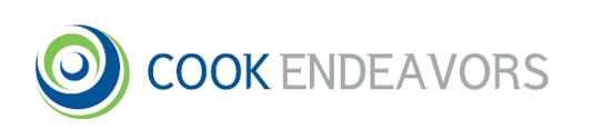 Platinum Sponsor - Cook Endeavors - Logo