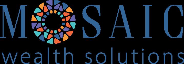 Platinum Sponsor - Mosaic Wealth Solutions - Logo