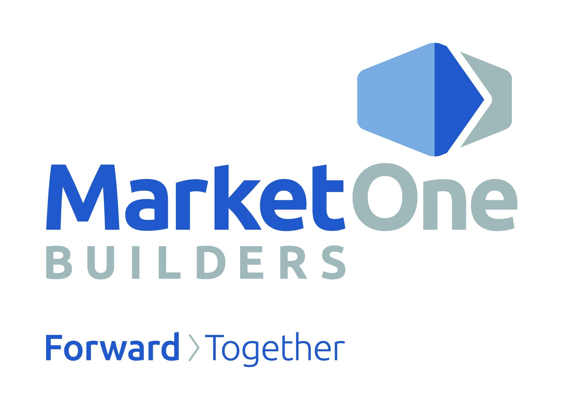 Gold Sponsor - MarketOne Builders - Logo