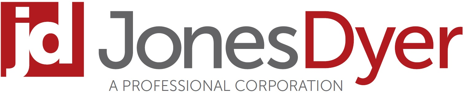 Silver Sponsor - Jones & Dyer, A Professional Corporation - Logo