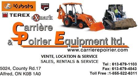 Carriere & Poirier Equipment Ltd