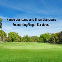 Renee Giantonio and Brian Giantonio Accounting/Legal Services