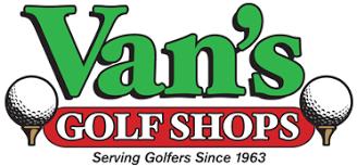Raffle Sponsor - Van's Golf Shop - Camelback Road - Logo