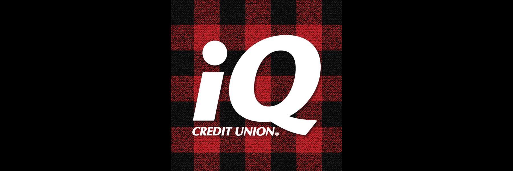 Hole Sponsors  - IQ Credit Union - Logo
