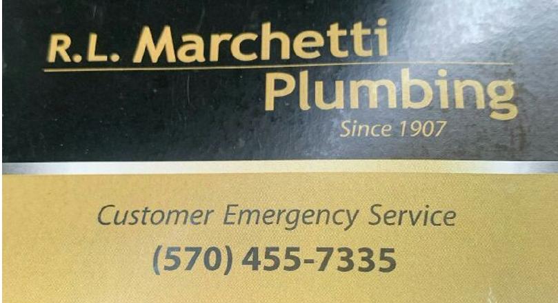 Marchetti Plumbing