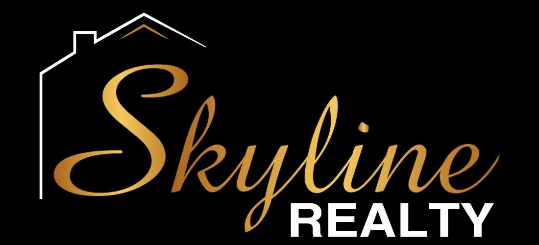 Green #13 Sponsor - Skyline Realty - Logo