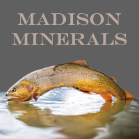 $500 Make it a Double Keg Sponsor - Madison Minerals - Logo