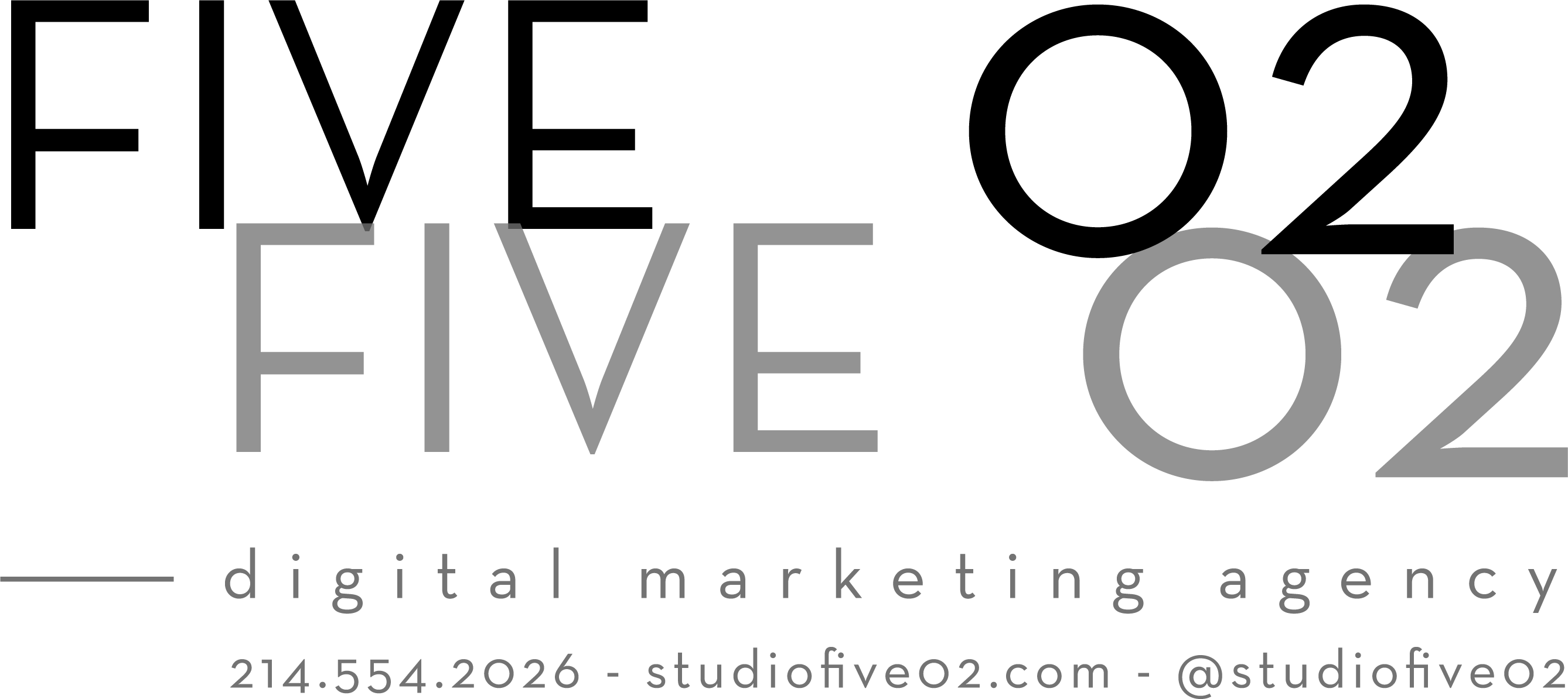 $200 Friends of Lockwood - Non Player Sponsor - Studio Five 02 Digital Marketing Agency  - Logo