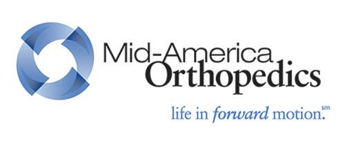 MVP Sponsors - Mid-America Orthopedics - Logo