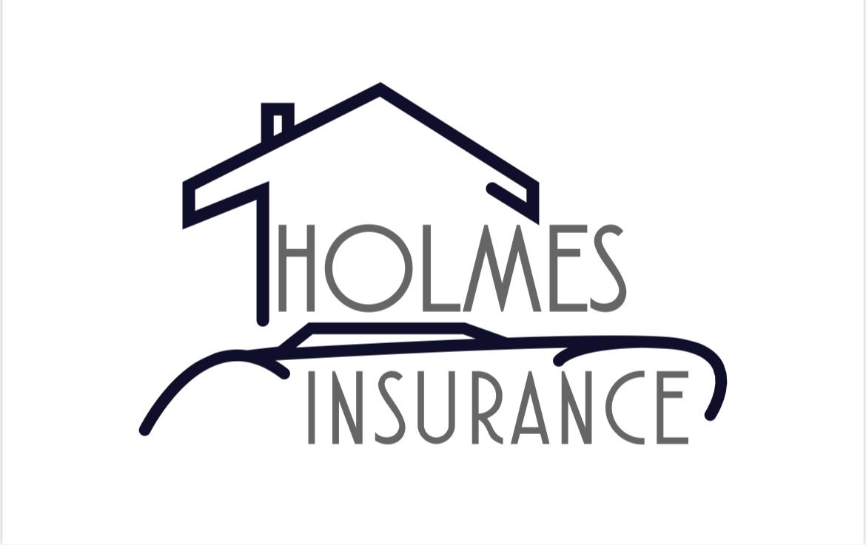 Tee Sponsor  - Holmes Insurance LLC - Logo