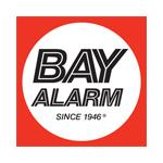 Golf Ball Sponsor - Bay Alarm - Logo
