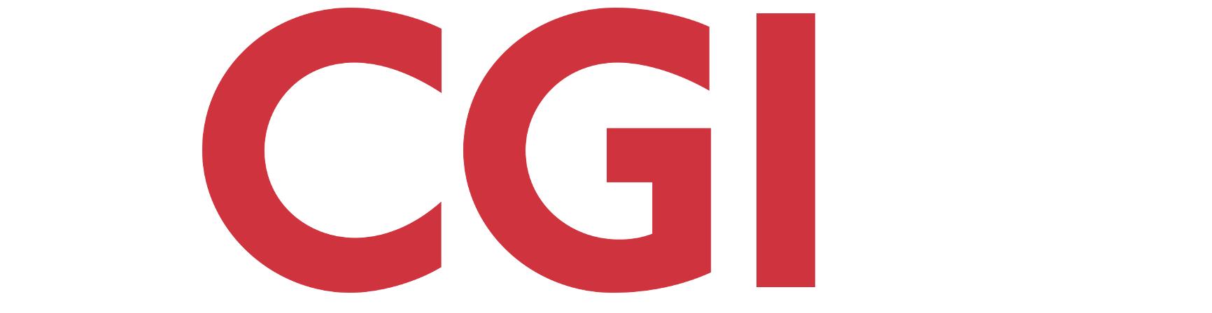 Event Sponsor - CGI - Logo