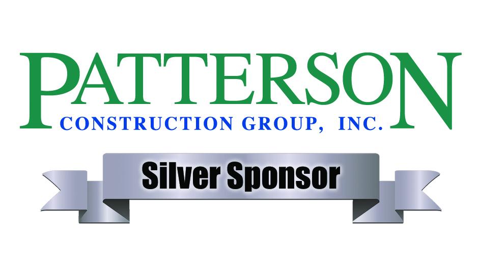 Silver Sponsor - Patterson Construction Group, Inc. - Logo