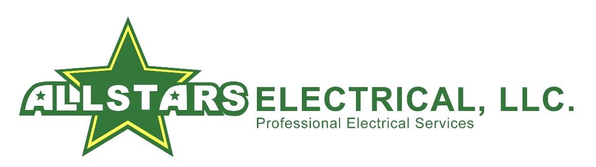 Tee Sponsor  - AllStars Electrical, LLC  - Logo