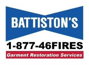 Tee Sponsor  - Battiston's Dry Cleaning - Logo