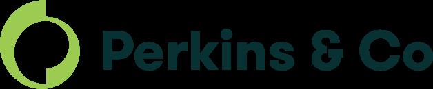 Breakfast Sponsor  - Perkins & Co - Logo
