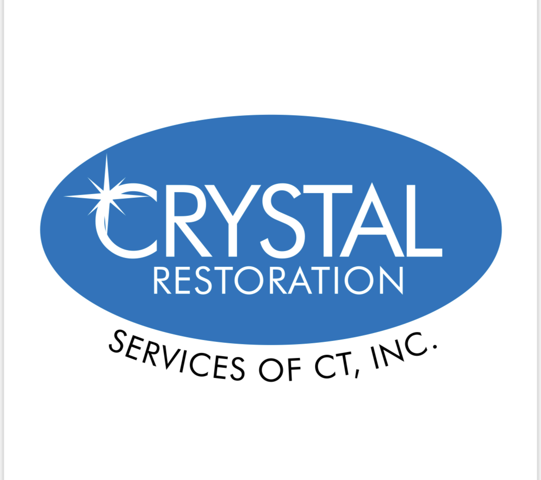 Tee Sponsor  - Crystal Restoration Services of CT, INC.  - Logo