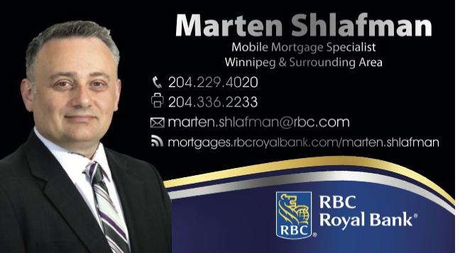 Marten Shlafman RBC