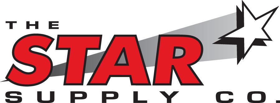 Tee Sponsor  - The Star Supply Co. - Logo