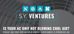 S.Y. Ventures HVAC