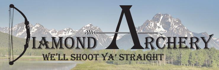 Lunch Sponsor - Diamond Archery - Logo