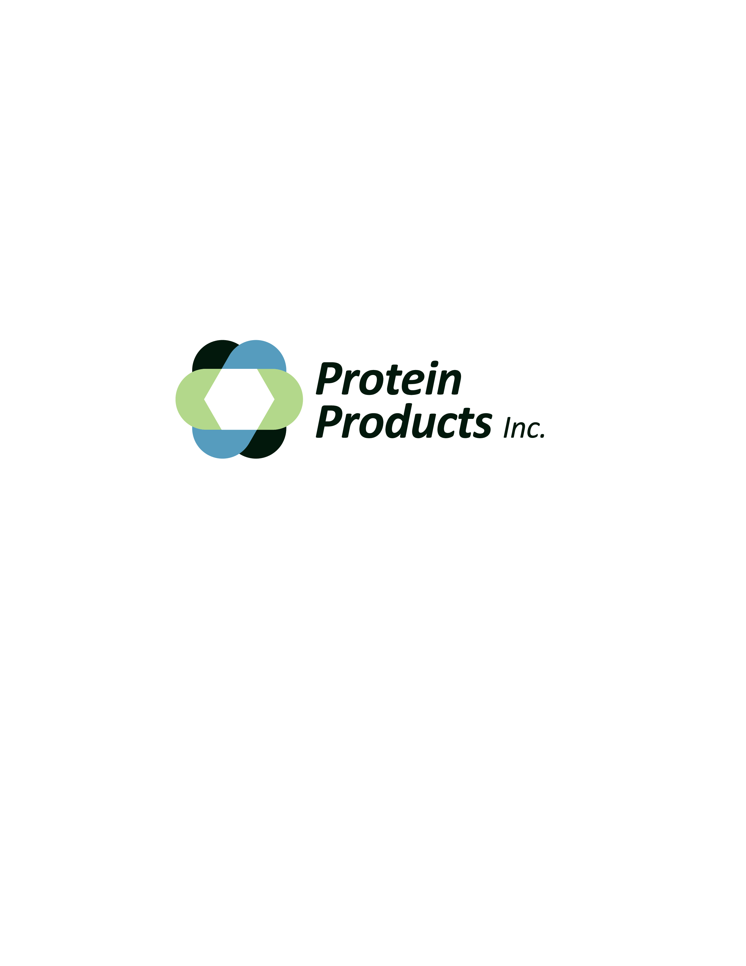 """Six Squad"" - Hole Sponsor - Protein Products, Inc. - Logo"