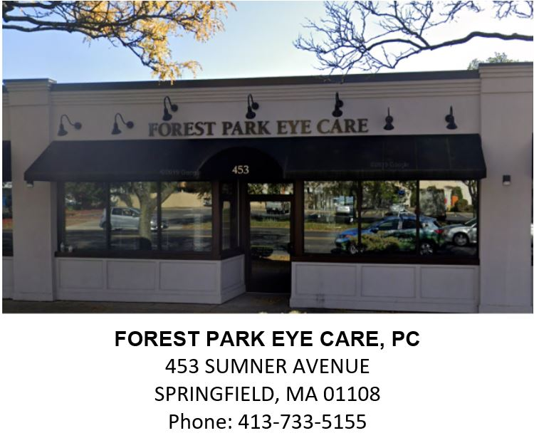Forest Park Eye Car