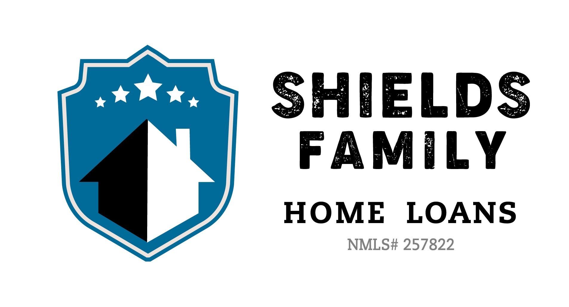 Hole Sponsors  - Shields Family Home Loans - Logo