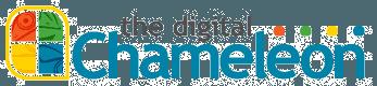 Exclusive Hole Sponsor - The Digital Chameleon - Logo
