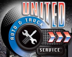 Tee Sponsor - United Auto & Truck - Logo