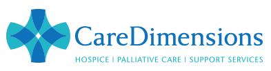 Bronze Sponsor - Care Dimensions - Logo